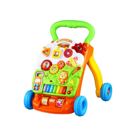 Multi-function baby steps carts