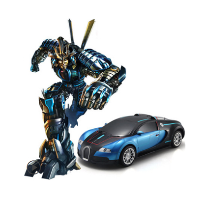 Remote control transformers toys