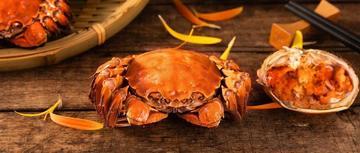 今年的大闸蟹有点猛