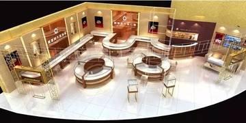 珠宝店面设计装修三大要求