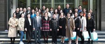 【商会动态】参加温州在杭兄弟商会秘书处联席会