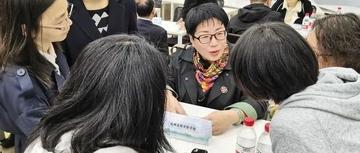 亲爱的小孩  在杭温籍人士子女升学咨询会圆满落幕